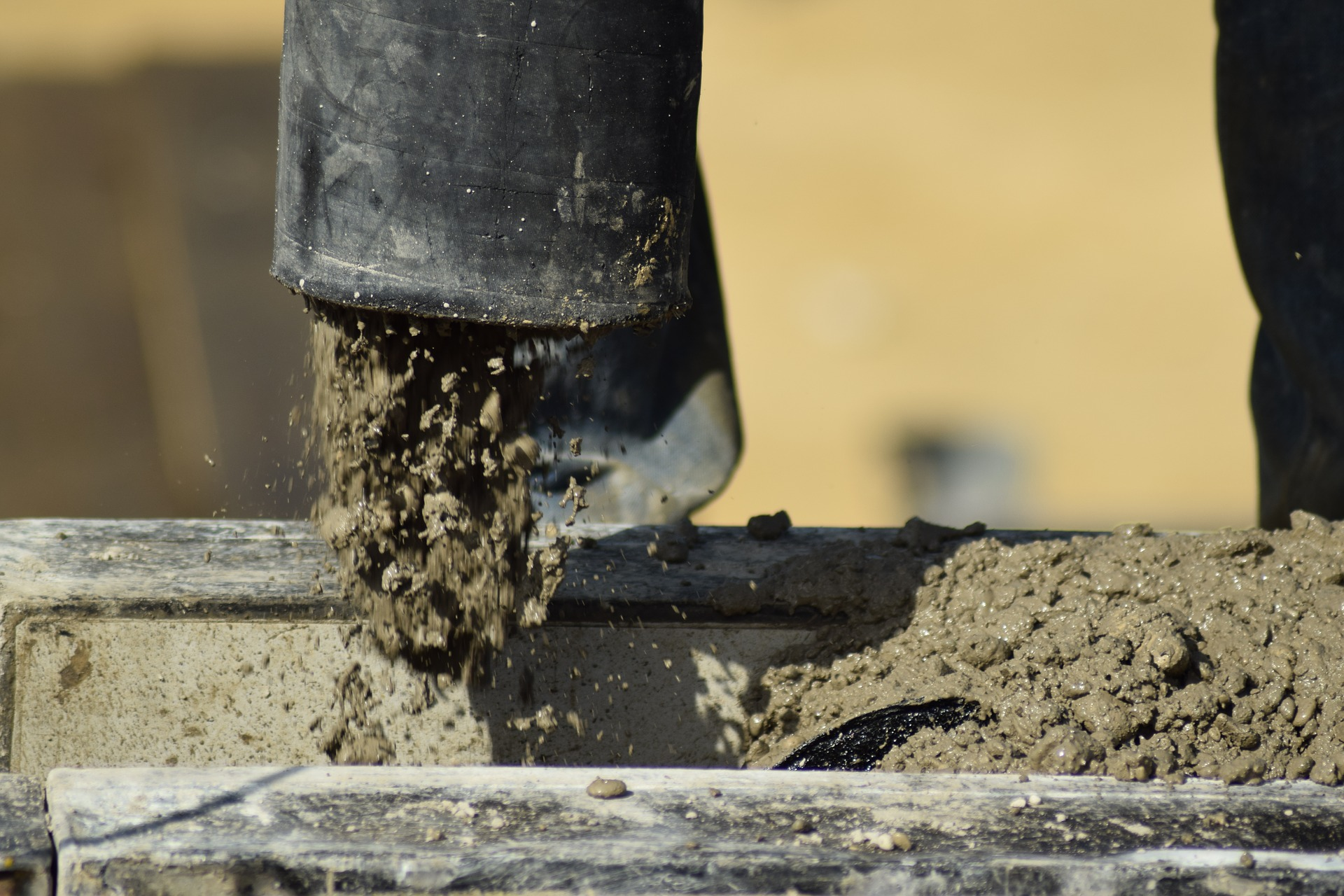 Cena betonu w Krakowie